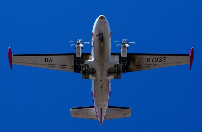 """Самолет L-410UVP-E20 авиакомпании """"Аэросервис"""""""