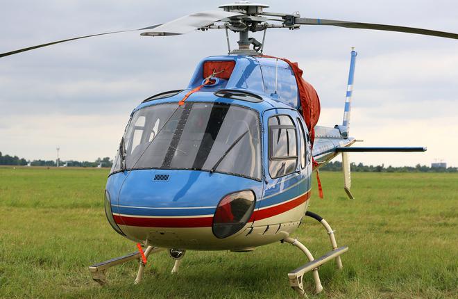 """Вертолеты Airbus Helicopters для ралли """"Шелковый путь"""""""