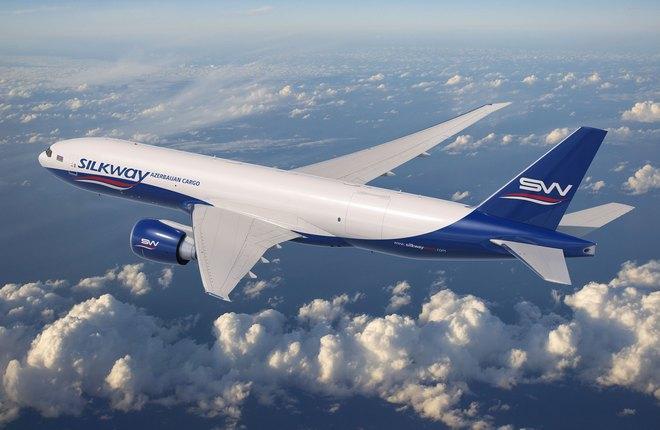 Silk way west Boeing 777F
