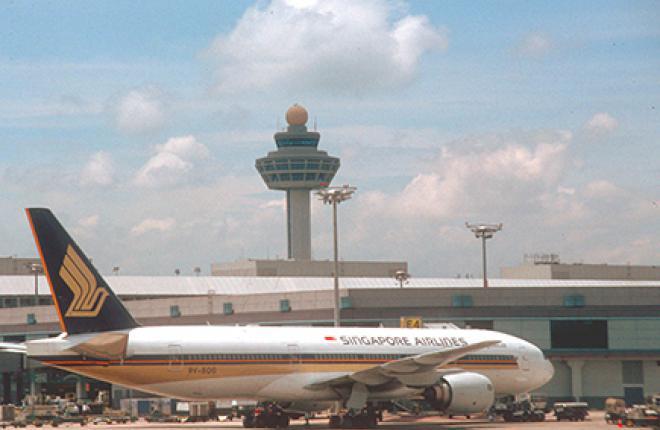 Аэропорт Сингапура ждет российских перевозчиков