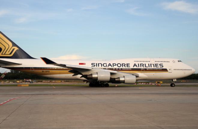 Авиакомпания Singapore Airlines выводит из эксплуатации самолеты Boeing 747