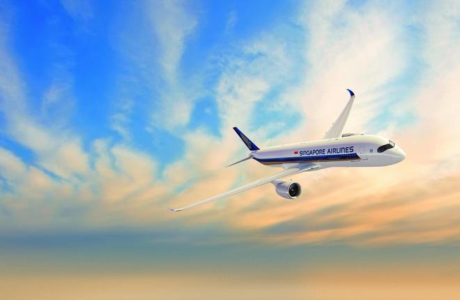 самолет SIA
