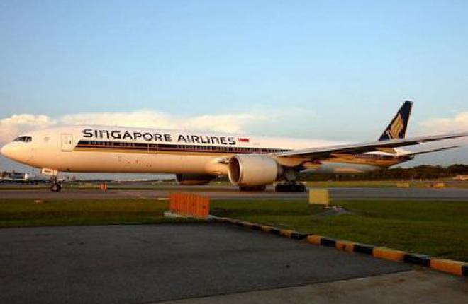 Авиакомпания Singapore Airlines сократит частоту рейсов Сингапур—Москва—Хьюстон