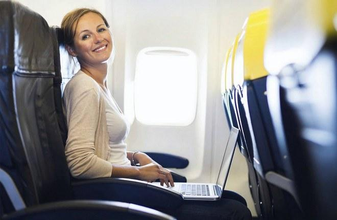 место в самолете