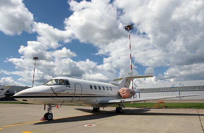 """Самолет Hawker 750 """"Сириус-Аэро"""""""