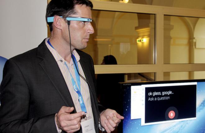 Компьютерные очки Google Glass — одна из перспективных систем для ускорения пред