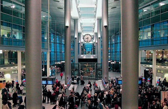 В аэропорту копенгагена внедрена система мониторинга пассажиропотоков