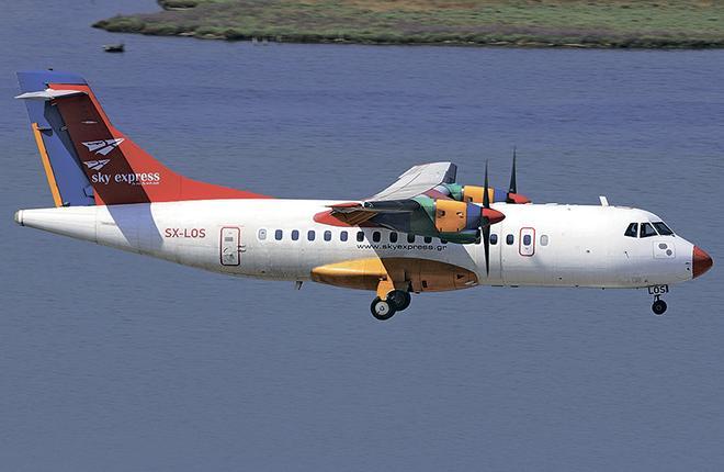 Sky Express без субсидий