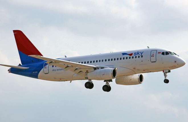 Проданные в Индонезию и Лаос самолеты SSJ 100 вернут в Россию