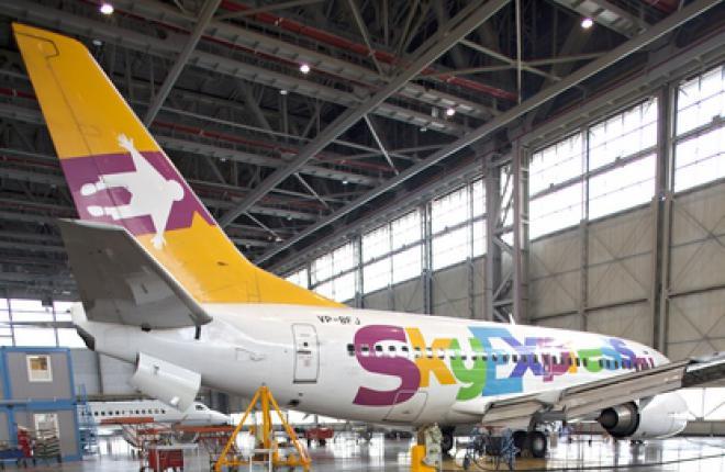 У авиакомпании Sky Express аннулируют свидетельство свидетельство эксплуатанта