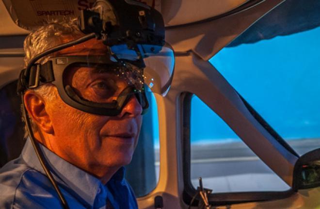 Пилотов самолетов ATR обеспечат очками виртуальной реальности