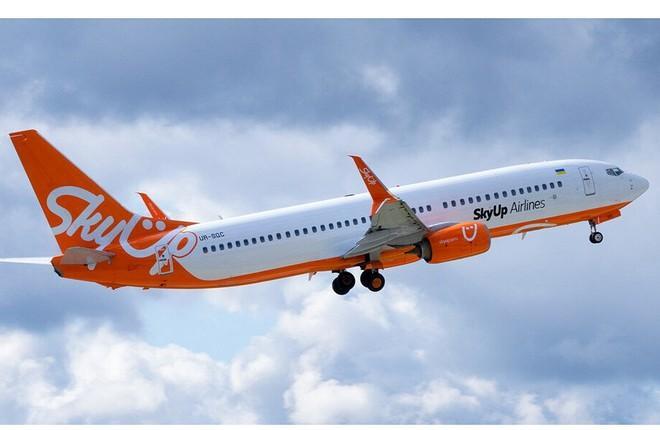 Boeing 737 авиакомпании SkyUp Airlines