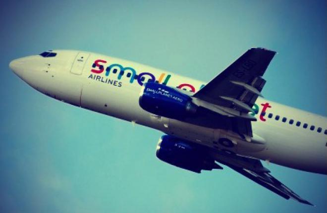 В парке авиакомпании Small Planet Airlines будут только самолеты A320