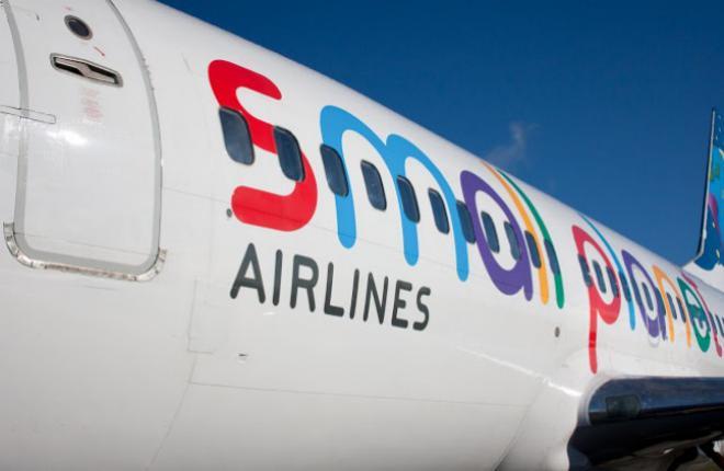 Small Planet Airlines решила запустить прямую продажу билетов