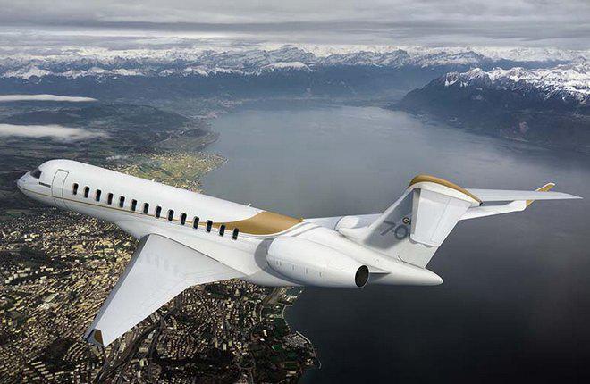 Bombardier заново спроектировала крыло для Global 7000 ради снижения веса