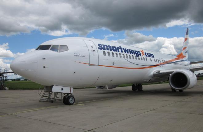 Чешская авиакомпания Travel Service получила назначение на маршрут Прага—Москва
