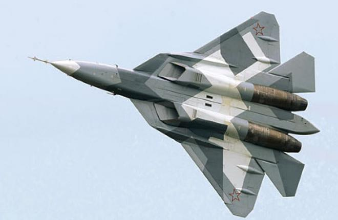 Sukhoi T-50 fifth-generation fighter
