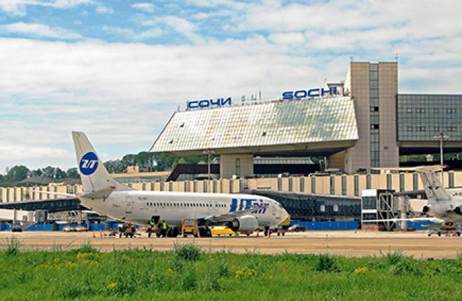 Аэропорт Сочи — главные воздушные ворота Олимпиады-2014