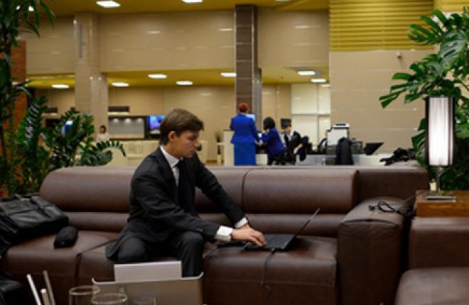 Число бизнес-джетов на инвестфоруме в Сочи втрое превысил прогноз