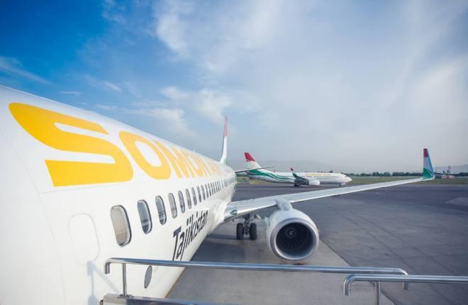 У авиакомпании Somon Air появились собственные пилоты-инструкторы