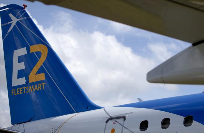 Авиакомпания Somon Air добавит в парк четыре самолета Embraer E190-E2