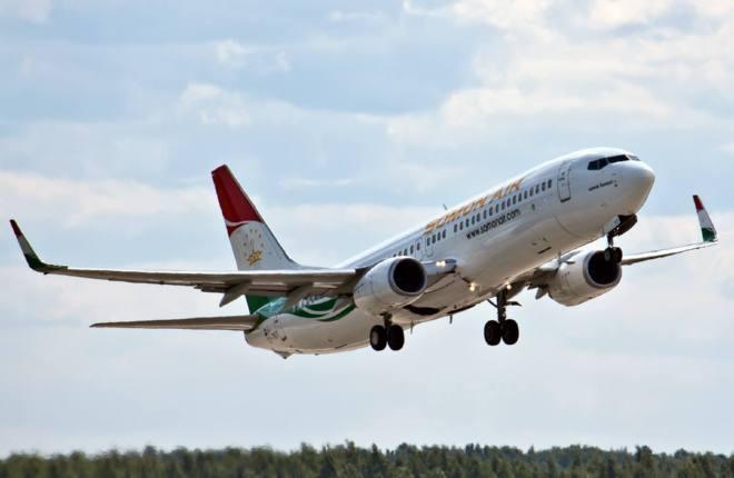 Таджикистанская авиакомпания Somon Air полетела в Египет