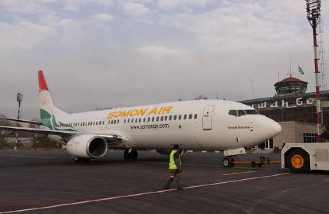A J Walter Aviation обслужит самолеты Somon Air