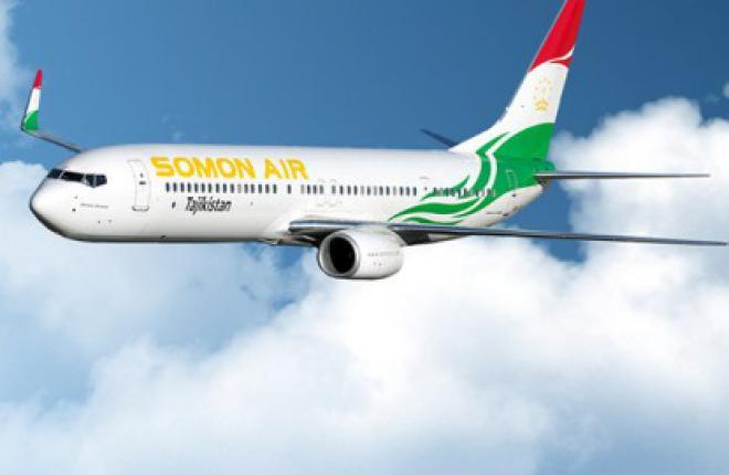 Авиакомпания Somon Air расширила контракт с A J Walter Aviation