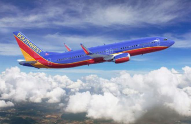 Авиакомпания Southwest Airlines заказала 150 самолетов Boeing 737MAX