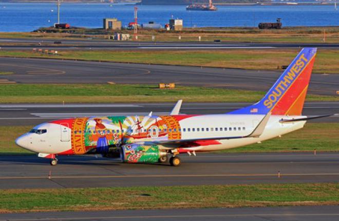 Авиакомпания Southwest планирует открыть десятки международных рейсов