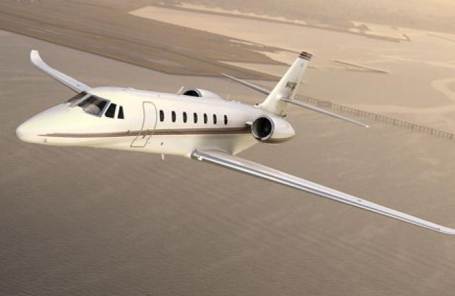 Cessna сертифицировала M2, Sovereign+
