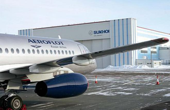 Aeroflot became the launch customer for SSJ100 by ordering 30 aircraft