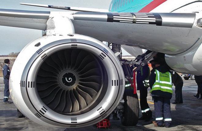 Бельгийский перевозчик VLM Airlines заключил договор на техобслуживание двигателей SSJ 100