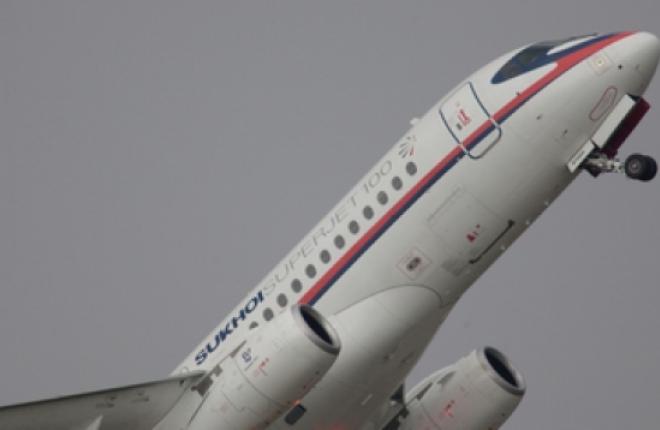 Внешэкономбанк увеличит помощь SSJ100