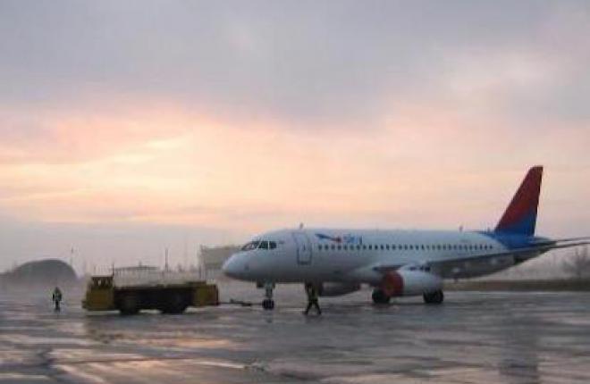 Первый самолет SSJ 100 для авиакомпании Sky Aviation готов к поставке