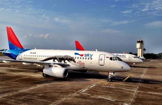 Азиатские авиакомпании не спешат получать самолет Superjet 100