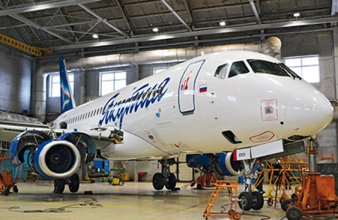Yakutia Technics продолжает освоение как российских самолетов Sukhoi Superjet 100, так и иностранной авиатехники.