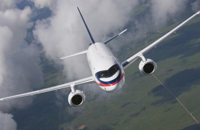Казахстанская авиакомпания Bek Air заказала семь SSJ 100