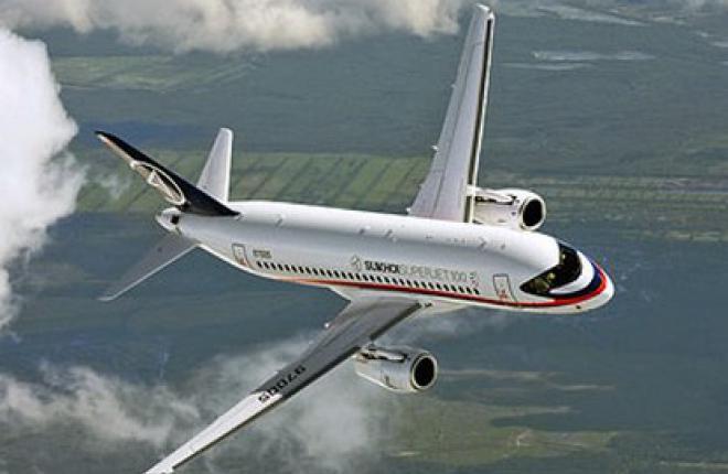 """Авиакомпании """"ЮТэйр"""" и """"Трансаэро"""" получат Sukhoi Superjet 100 в 2014 и 2015 гг."""