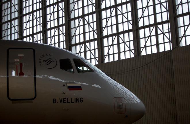 """""""С 7 Инжиниринг"""" получила одобрение на все виды техобслуживания SSJ 100"""