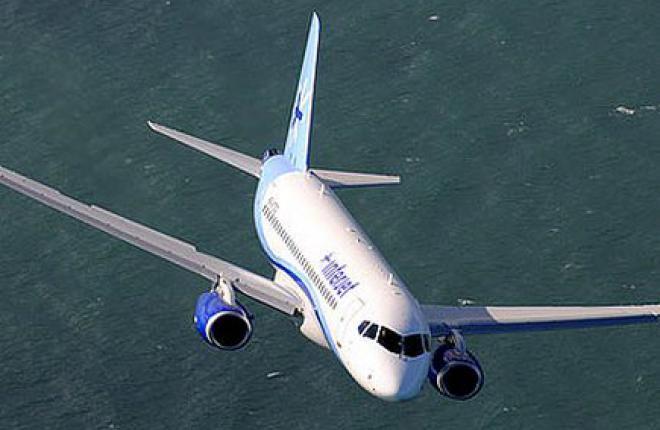 Самолеты SSJ 100 мексиканской авиакомпании Interjet выполнили более 580 рейсов