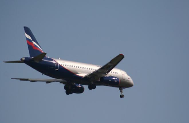 """Авиакомпания """"Аэрофлот"""" ввела в эксплуатацию пятый самолет SSJ 100"""