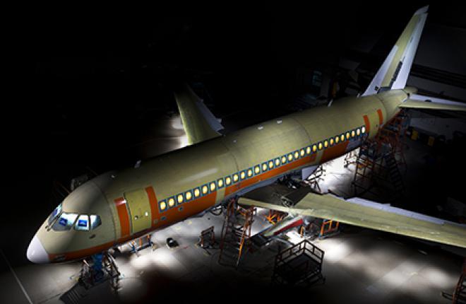 ГТЛК договорилась о покупке у ГСС 32 самолетов SSJ 100