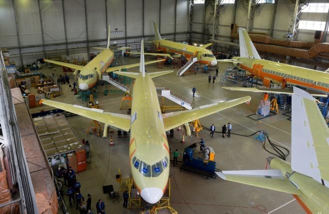 Итальянцы сохранят причастность к проекту Sukhoi Superjet 100