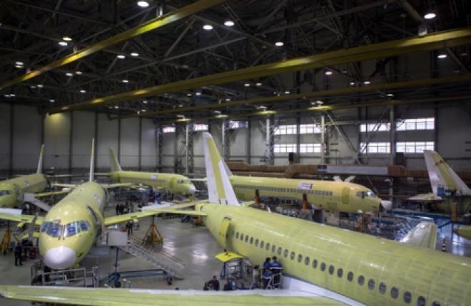 Минпромторг РФ составил план импортозамещения в гражданской авиации