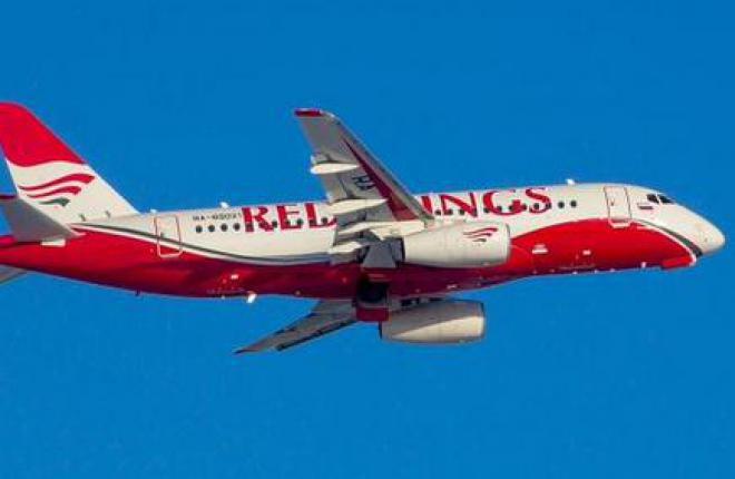 Авиакомпания Red Wings приступила к коммерческой эксплуатации самолетов SSJ 100