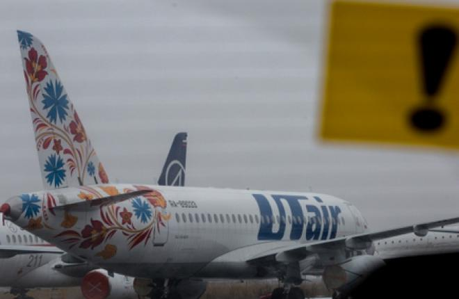 """Авиакомпания """"ЮТэйр"""" попросила перевести оплату за самолет SSJ 100 в рубли"""