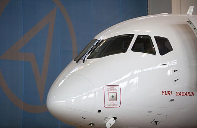 «Армавиа» и ГСС подписали акт технической приемки самолета Sukhoi Superjet 100
