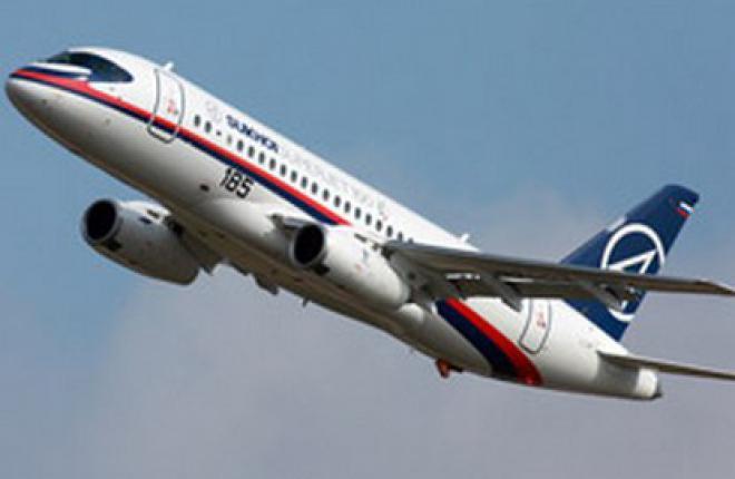 """Чистый убыток компании """"Гражданские самолеты Сухого"""" возрос в шесть раз"""