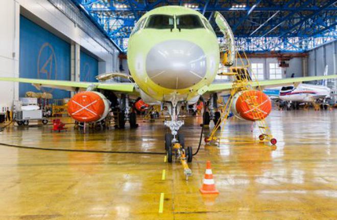 Самолет Sukhoi Superjet 100 увеличенной дальности сертифицирован АР МАК